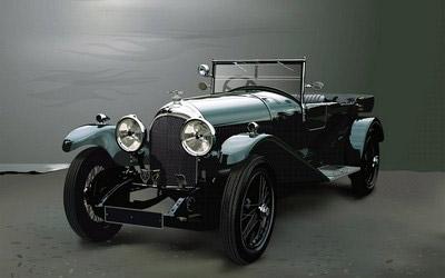 Vintage Bentley Repair