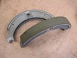 Pair Of Brake Shoes Including Linings - 330mm