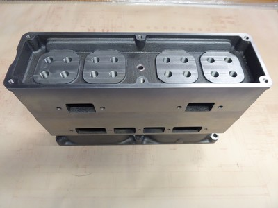 Cylinder Block Single Plug - Brescia