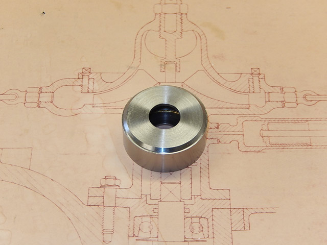 Clutch Spigot Bearing Carrier - GP Cars