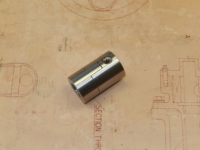 Verical Drive Coupling - T37-T40-T44-T49