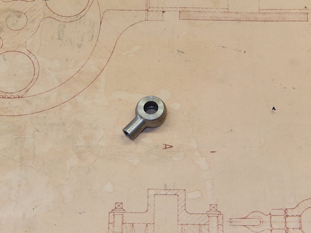 Banjo for Oil Pressure Gauge to Main Gallery - 6mm Pipe