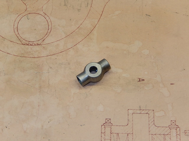 Banjo Double for Cambox - T51-T55 - 8mm Pipe