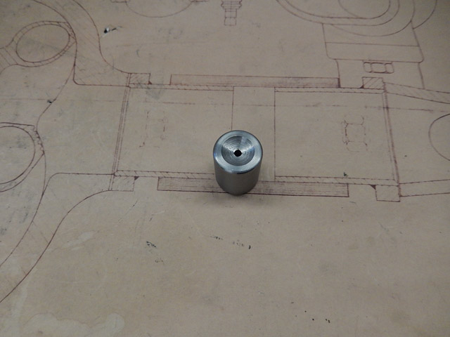 Track Rod End Internal Inner 19mm Long - GP Cars