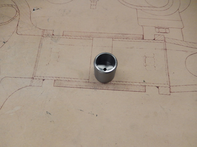 Track Rod End Internal Outer - 25mm Long - GP Cars