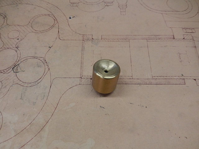 Track Rod End Internal Inner - 19mm Long - Touring Cars