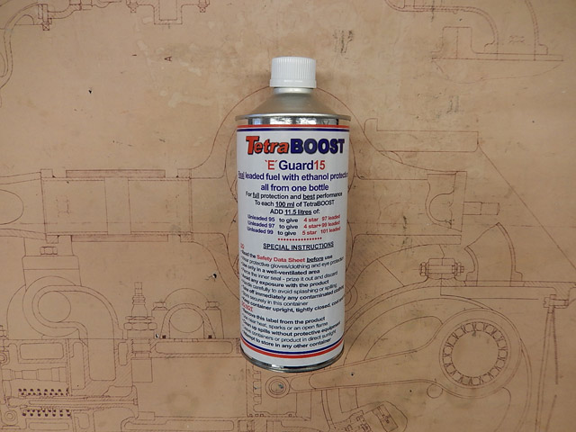 Fuel Additive - Tetraboost