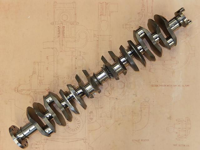 Crankshaft - T44-T49