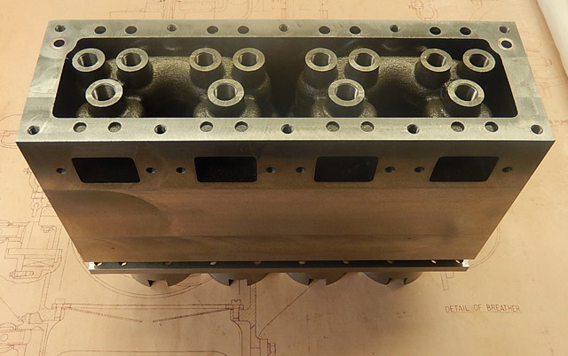 Cylinder Block - T37/T37A/T40