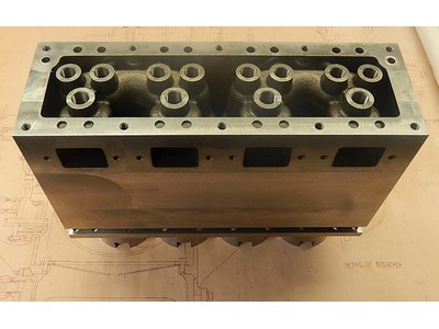 Cylinder Block - T40A