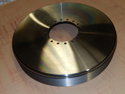 Rear Brake Drum - 330mm - GRB09