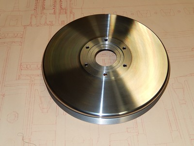 Front Brake Drum 270mm - Brescia