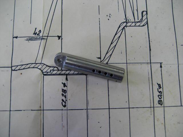 Brake Cable Adjuster Female End