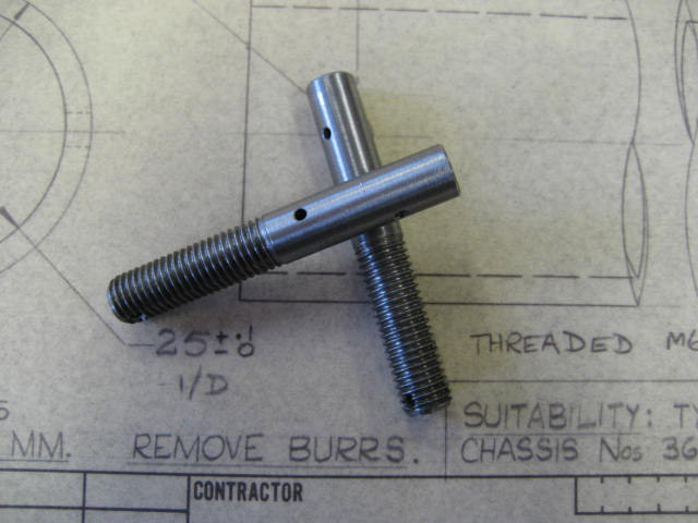 Brake Cable Adjuster Male End