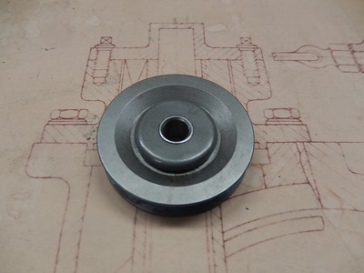 Brake Cable Guide Pulley