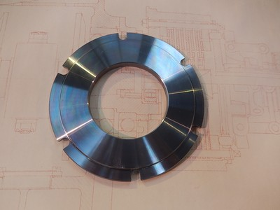 Clutch Steel Driving Plate