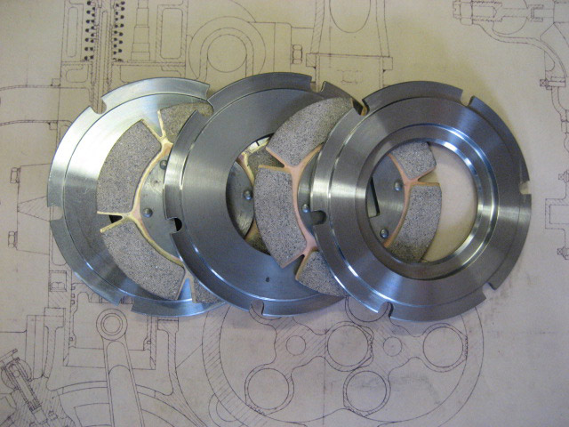 Cera Metallic Clutch Kit - 5 Plates - Brescia