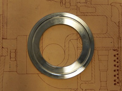 Clutch Release Bearing Housing Cover
