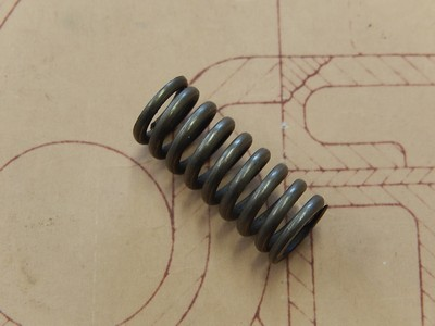Clutch Assembly Spring