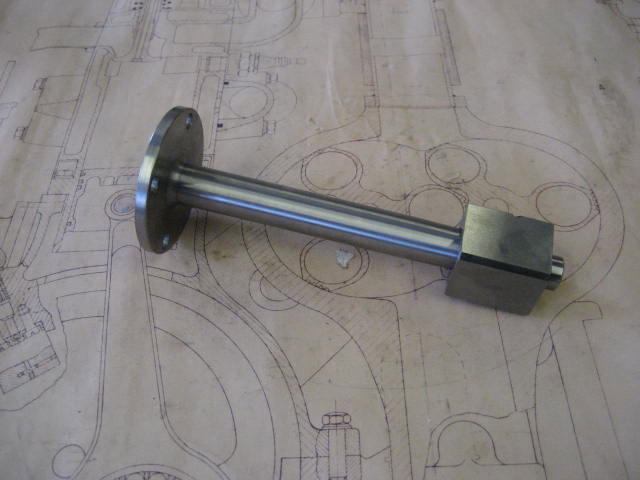 Clutch Shaft - Brescia