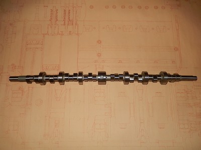 Camshaft 2-Piece - T35 (non-supercharged)