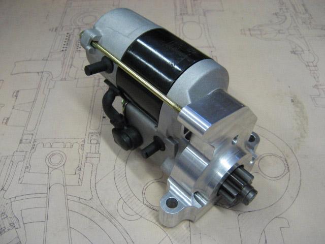 Starter Motor - GP Cars-T35-T37-T51
