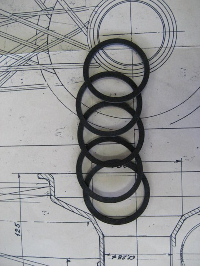 Oil Filter 'O' Ring