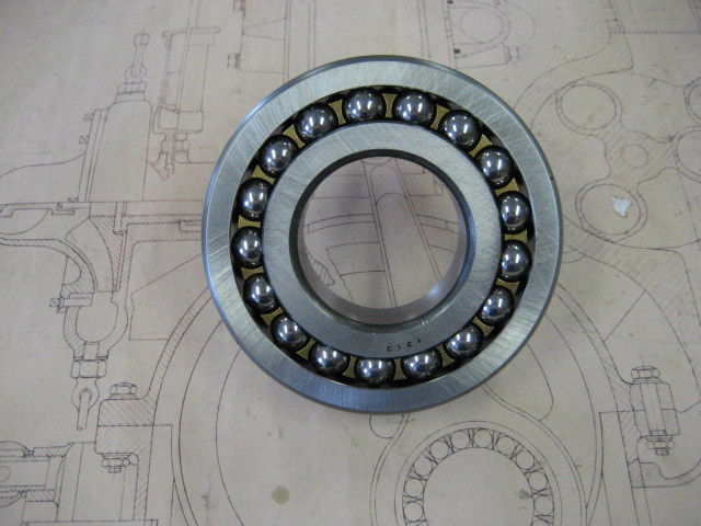 Roller Bearing for Crankshaft - T35-T43-T51