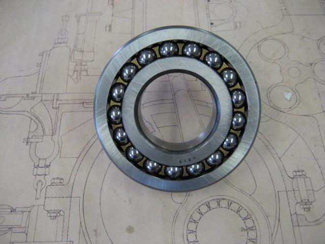 Roller Bearing for Crankshaft - T35-T43-T51