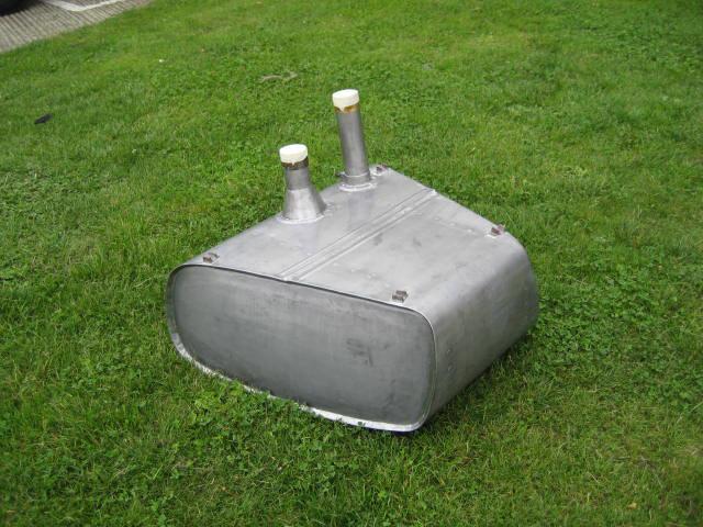 Fuel Tank - Twin Neck - T51