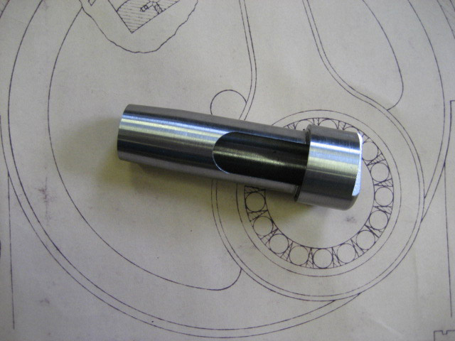 Steering Rod End - GP Cars