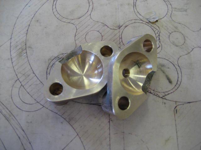 Radius Arm Cups