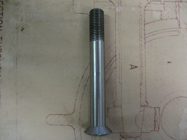 Rear Axle Mounting Bolt - GP Cars