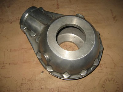 Differential Housing - Brescia