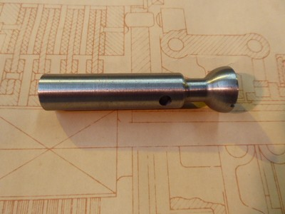 Axle Tension Bar Nut - Brescia