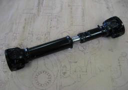 Propshaft - without Overdrive - Touring Cars