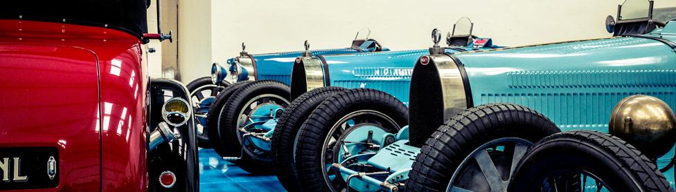 Bugatti storage