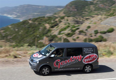 gentry van