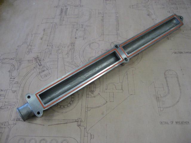 Water Manifold - T30/T35/T38/T43