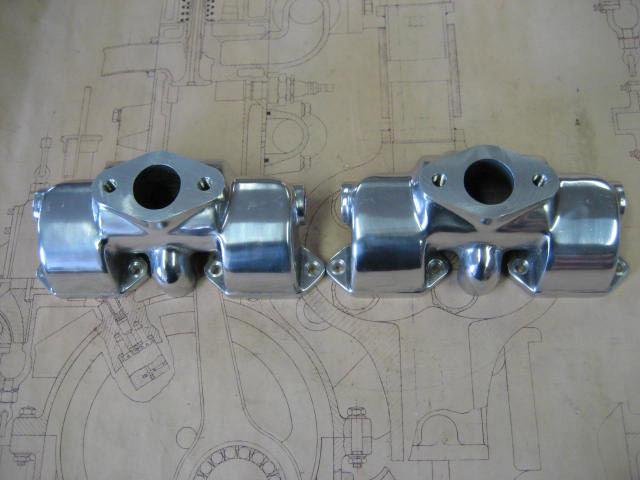 Inlet Manifolds - T35B-T35C