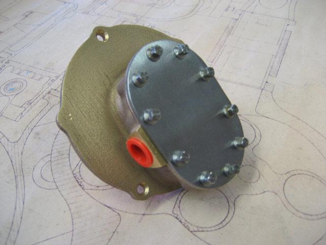 Oil Pump - Brescia