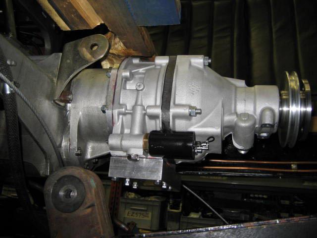 Overdrive Conversion Kit - T38/T40/T43/T44/T49/T55