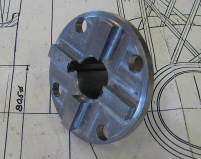 Gearbox Input Flange - GP Cars and Touring Cars