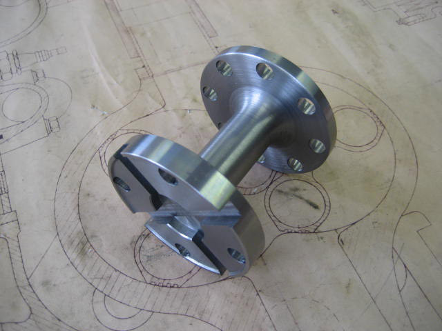Differential Input Flange - T57