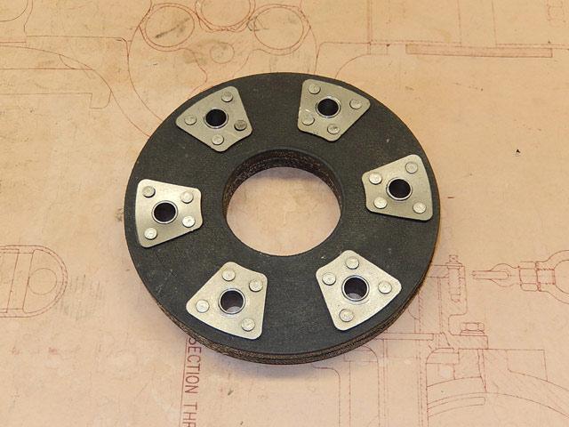 Hardy Disc (reinforced)
