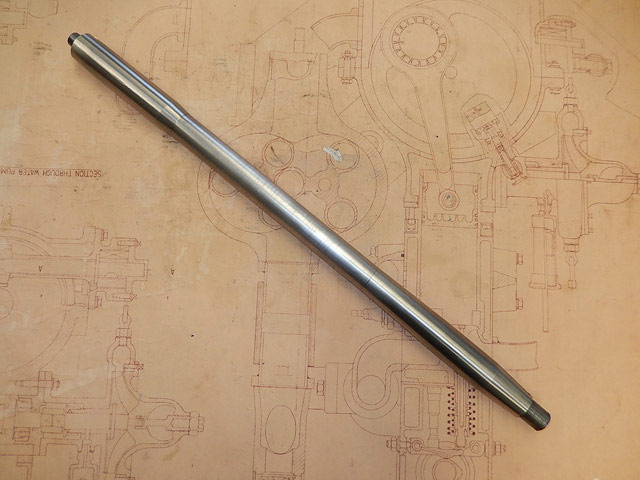Half Shaft - T30/T35/T37/T40
