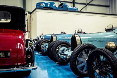 Vintage Vehicle Storage